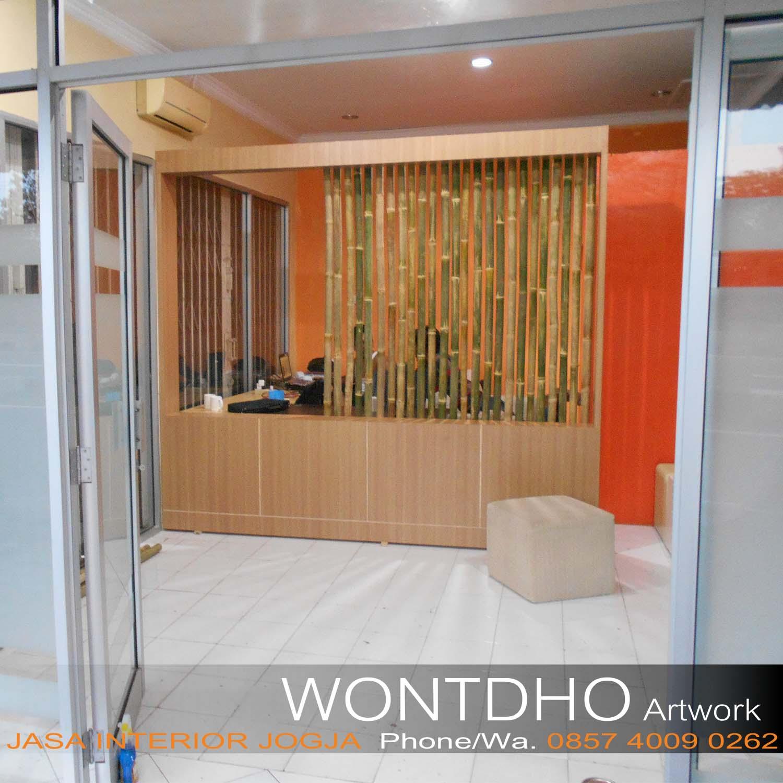 Desain Layout Interior Kantor