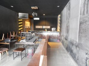 Desain Interior Cafe Yogyakarta 1