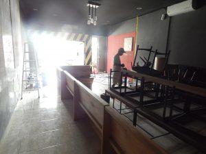 Desain Interior Cafe Yogyakarta 3