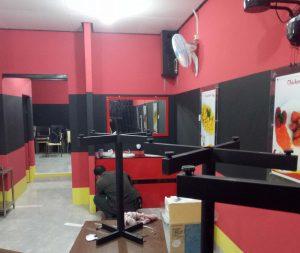 Desain Interior Restoran Cepat saji 2