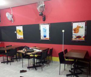 Desain Interior Restoran Cepat saji 3