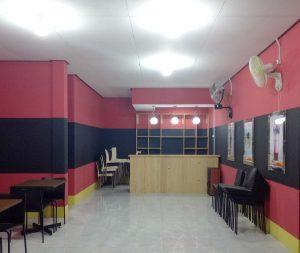 Desain Interior Restoran Cepat saji 4