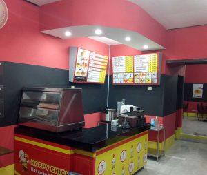 Desain Interior Restoran Cepat saji 5